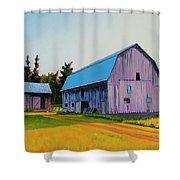 Lee Farm Shower Curtain