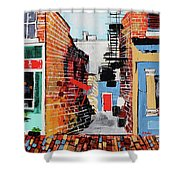 Leesburg Historic District I 201907 Shower Curtain