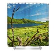 Loch Eynort, Isle Of Skye Shower Curtain