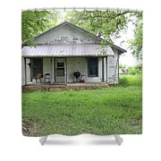 Lonely House 8 Shower Curtain