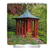 Long Hill Sedgwick Gardens Shower Curtain