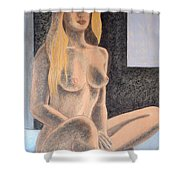 Luce Shower Curtain