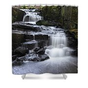 Lumsdale Falls 11.0 Shower Curtain
