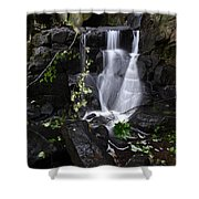 Lumsdale Falls 12.0 Shower Curtain