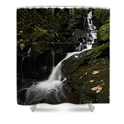 Lumsdale Falls 9.0 Shower Curtain