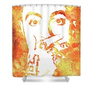 Mac Miller Shower Curtain