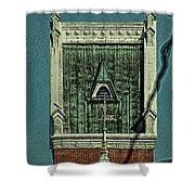 Macon Georgia's Historical Architecture Photo 2 Shower Curtain