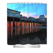 Maine Magnificent Morning Shower Curtain