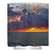 Majesty Of The Sea Shower Curtain