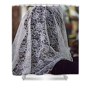 Mantilla Shower Curtain