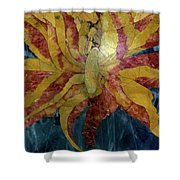 Marble Majesty Shower Curtain