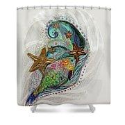 Mare Nostrum #5 Shower Curtain