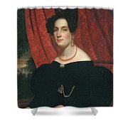 Mary Ann Garrits  Shower Curtain