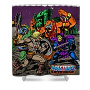 Masters Of The Universe Shower Curtain