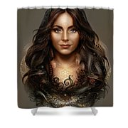 Mater Natura Shower Curtain
