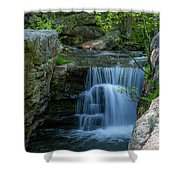 May Morning At Split Rock II Shower Curtain