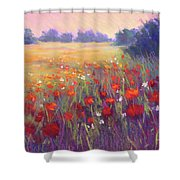 Meadow Dreaming Shower Curtain