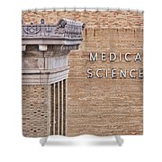 Medical Sciences - Uw Madison Shower Curtain