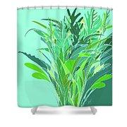 Melange Shower Curtain