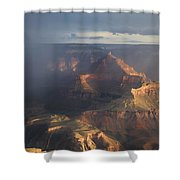 Mesmerized At Mather Point Shower Curtain