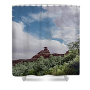 Mexican Hat From San Juan Shower Curtain