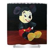 Mickey 1965 Shower Curtain