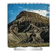 Mighty Mt. Garfield Shower Curtain
