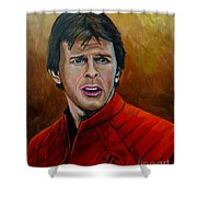 Mike Donovan  Shower Curtain