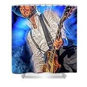 Mike Ness Shower Curtain
