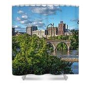 Minneapolis 03 Shower Curtain