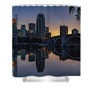 Minneapolis 13 Shower Curtain