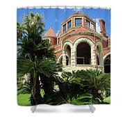 Moody Mansion Shower Curtain