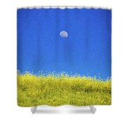 Moonfield Shower Curtain