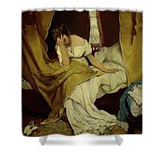 Morning, Fading, 1870 Shower Curtain