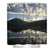 Morning Refection Shower Curtain