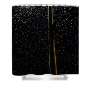 Mosquitoes Shower Curtain