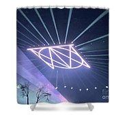 Motw Symbol Shower Curtain