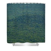 Mount Greylock Reservation's Trees Shower Curtain