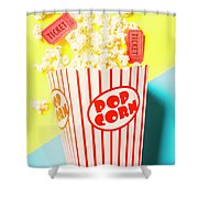 Movie Motion Picture  Shower Curtain