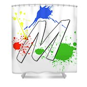 MTM Shower Curtain by Meet the Masters