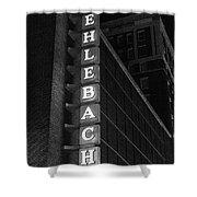 Muehlebach Hotel Kansas City Shower Curtain