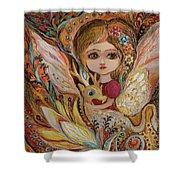 My Little Fairy Selma Shower Curtain