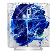 Mystery Of Faith Shower Curtain
