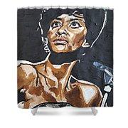 Nancy Wilson Shower Curtain
