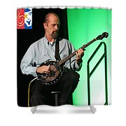 National Veterans Creative Arts 2018 Shower Curtain