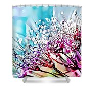 Naturalness And Flowers 45 Shower Curtain