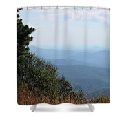 Nc Blue Ridge Parkway 9 Shower Curtain