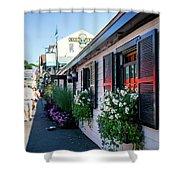 Newport Street Shower Curtain