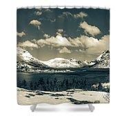 Nordland Shower Curtain