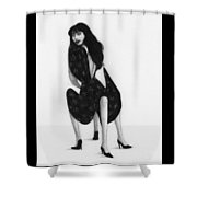 Noriko - Artwork Shower Curtain
